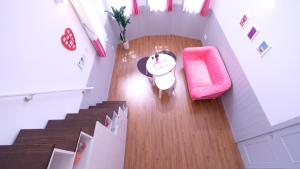 Located Centre of Naha, La Clairchance Kume 203, Apartments  Kume - big - 51