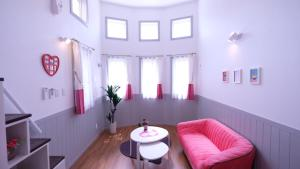Located Centre of Naha, La Clairchance Kume 203, Apartments  Kume - big - 44