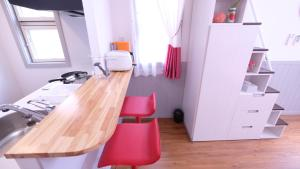 Located Centre of Naha, La Clairchance Kume 203, Apartmány  Kume - big - 30