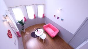 Located Centre of Naha, La Clairchance Kume 203, Apartments  Kume - big - 26