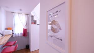 Located Centre of Naha, La Clairchance Kume 203, Appartamenti  Kume - big - 24