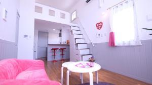 Located Centre of Naha, La Clairchance Kume 203, Appartamenti  Kume - big - 12