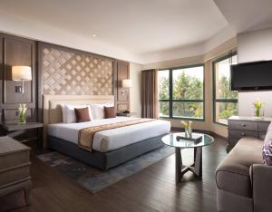 Melia Purosani Hotel Yogyakarta, Szállodák  Yogyakarta - big - 17