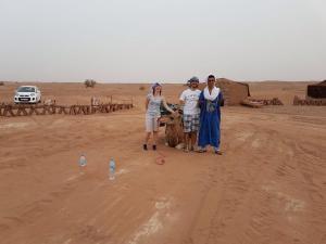 obrázek - Bivouac Rapporter le desert