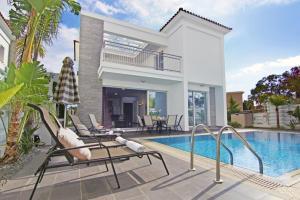 Katharyn Villa, Vily  Protaras - big - 7