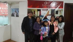 Hostal Turístico Huella's, Affittacamere  Trujillo - big - 20