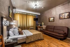 Hotel Bravo Lux, Hotels  Samara - big - 8