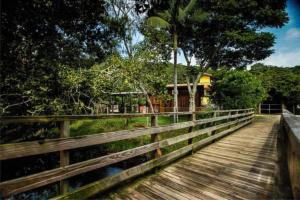 Entre a Lagoa e o Mar, Appartamenti  Florianópolis - big - 8