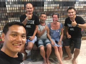 Zee Thai Hostel, Хостелы  Бангкок - big - 20