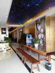 Shangke Business Hotel, Hotely  Yunlong - big - 38