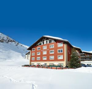 Hotel Garni Guggis
