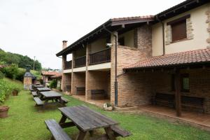 Buenavista Apartamentos Rurales, Апартаменты  Кангас-де-Онис - big - 16