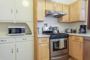 Ultra Clean Apt in Center of North Beach / Fisherman's Wharf, Appartamenti  San Francisco - big - 9
