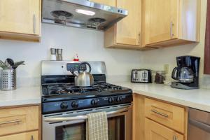 Ultra Clean Apt in Center of North Beach / Fisherman's Wharf, Appartamenti  San Francisco - big - 8