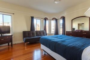 Ultra Clean Apt in Center of North Beach / Fisherman's Wharf, Appartamenti  San Francisco - big - 1