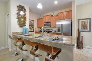 Five Bedrooms TownHome with Pool 4849, Nyaralók  Kissimmee - big - 4