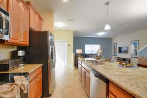 Five Bedrooms TownHome with Pool 4849, Nyaralók  Kissimmee - big - 19