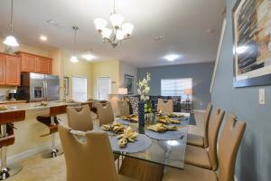 Five Bedrooms TownHome with Pool 4849, Nyaralók  Kissimmee - big - 15