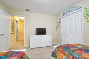 Five Bedrooms TownHome with Pool 4849, Nyaralók  Kissimmee - big - 14