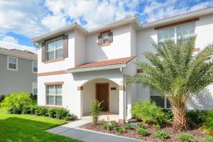 Five Bedrooms TownHome with Pool 4849, Nyaralók  Kissimmee - big - 1