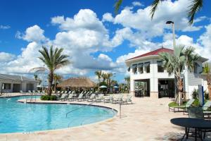 Five Bedrooms TownHome with Pool 4849, Nyaralók  Kissimmee - big - 12
