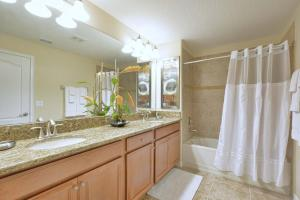 Five Bedrooms TownHome with Pool 4849, Nyaralók  Kissimmee - big - 11