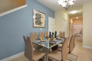 Five Bedrooms TownHome with Pool 4849, Nyaralók  Kissimmee - big - 7