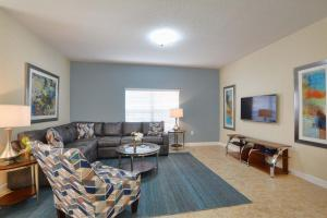 Five Bedrooms TownHome with Pool 4849, Nyaralók  Kissimmee - big - 3