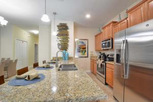 Five Bedrooms TownHome with Pool 4849, Nyaralók  Kissimmee - big - 27