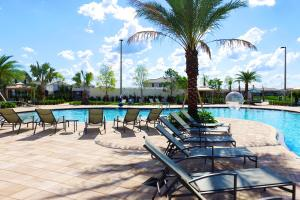 Five Bedrooms TownHome with Pool 4849, Nyaralók  Kissimmee - big - 23