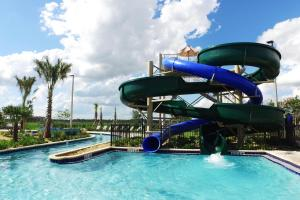 Five Bedrooms TownHome with Pool 4849, Nyaralók  Kissimmee - big - 35
