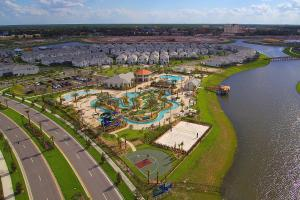 Five Bedrooms TownHome with Pool 4849, Nyaralók  Kissimmee - big - 32