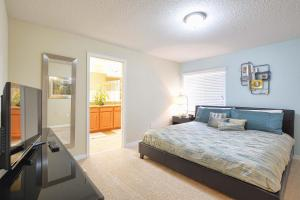 Five Bedrooms TownHome with Pool 4849, Nyaralók  Kissimmee - big - 30
