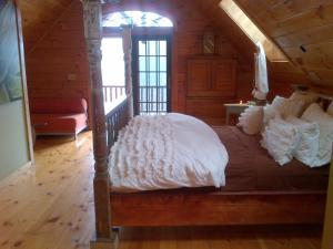 Luxury Log Cabin, Kúriák  Damascus - big - 2