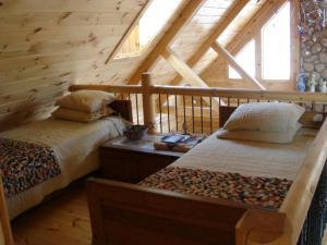 Luxury Log Cabin, Kúriák  Damascus - big - 23