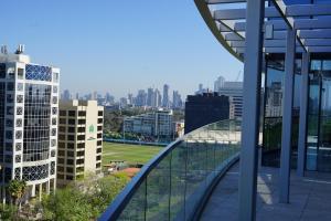 Parque, Apartmanok  Melbourne - big - 9