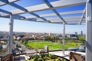 Parque, Apartmanok  Melbourne - big - 7