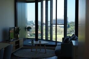 Parque, Apartmanok  Melbourne - big - 30