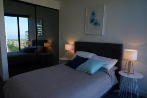 Parque, Apartmanok  Melbourne - big - 29