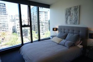 Parque, Apartmanok  Melbourne - big - 26