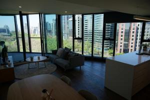 Parque, Apartmanok  Melbourne - big - 25