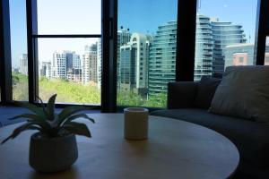 Parque, Apartmanok  Melbourne - big - 24