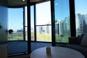 Parque, Apartmanok  Melbourne - big - 23