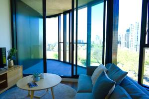 Parque, Apartmanok  Melbourne - big - 19