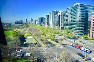 Parque, Apartmanok  Melbourne - big - 16