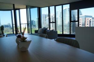 Parque, Apartmanok  Melbourne - big - 14