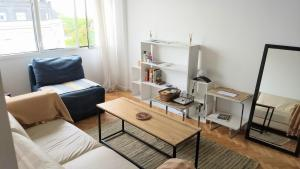 Cool and Modern Apart in Recoleta, Apartmány  Buenos Aires - big - 4