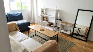 Cool and Modern Apart in Recoleta, Apartmány  Buenos Aires - big - 10