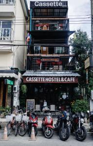 Cassette Hostel, Hostels  Chiang Mai - big - 33