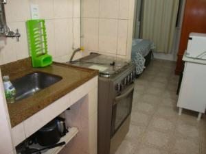 Lapa Conjugado Temporada, Apartmány  Rio de Janeiro - big - 7